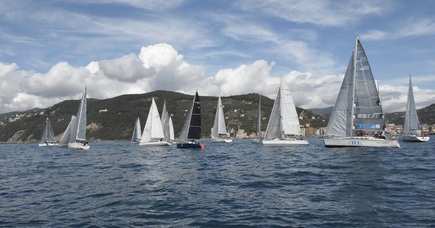 El chico di daniele fogli si laurea campione vela d'autunno 2016 - yacht club chiavari