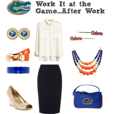 florida gators outfit