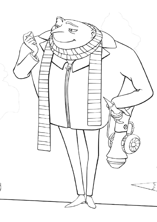 Lucy Minion Coloring Pages Coloring Pages