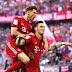 Bayern de Munique vence o Werder Bremen no sufoco e segue na liderança da Bundesliga