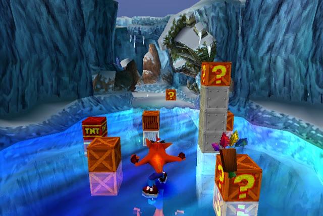 تحميل سلسلة العاب كراش للكمبيوتر Crash Bandicoot download pc