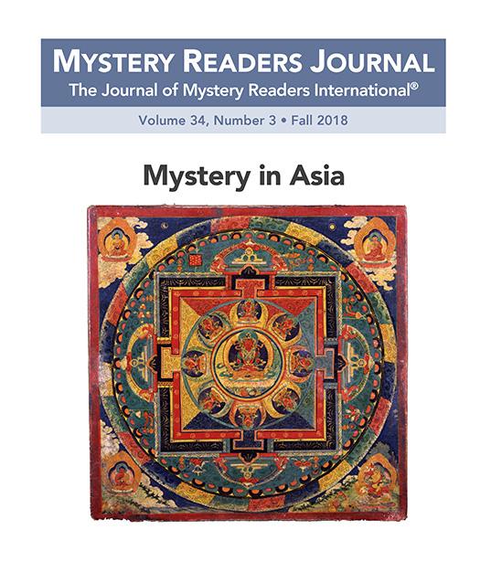 Mystery Reader: Mystery Fanfare: MYSTERY IN ASIA: Mystery Readers Journal