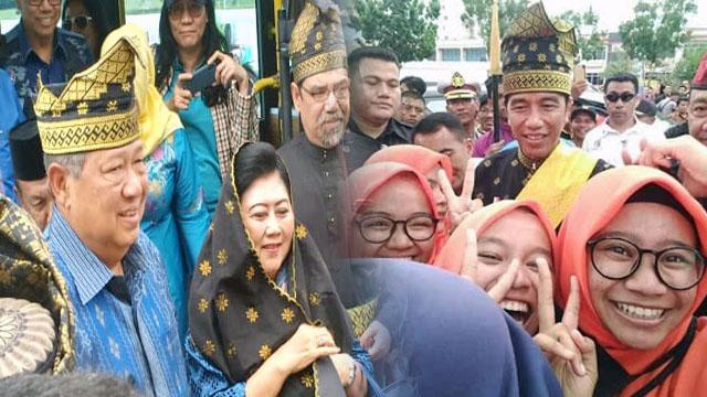 Analisa Pengamat Politik soal Kedatangan SBY dan Jokowi Hampir Bersamaan ke Riau