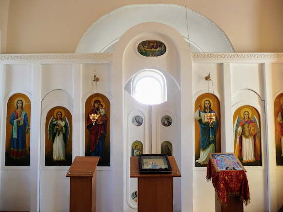 Китайгород. Свято-Варваринская церковь. 1756 г.