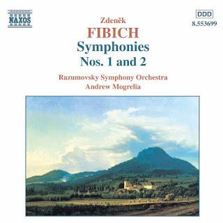 Zdeněk Fibich: Symphonies Nos. 1 And 2