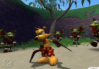 TY The Tasmanian Tiger PS2 ISO Download