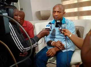 """Evans sues Police over detention, says """"charge or release me"""""""