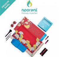 Dusdusan Noorani Fairlady Hijab Set ANDHIMIND