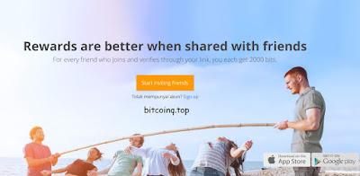Daftar di Wallet Bitcoin Coins Bisa Dapat Bonus 0.003 BTC GRATIS (GIVEAWAY)