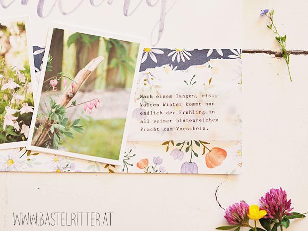 Gaensebluemchen Stampin up Bastelritter Fruehling Layout