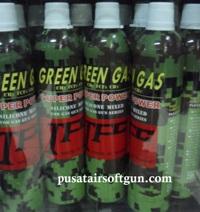 JualGreen Gas dan Co2 Airsoft