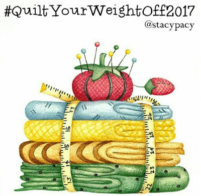 Quilt Your Weight Off 2017