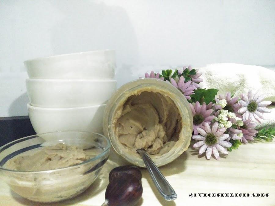 Crema de castañas