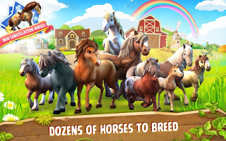 Horse Haven World Adventures Mod Apk v4.4.0 (breeding Mode)