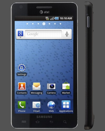 Samsung Infuse™ 4G Smartphone | All Yours !!