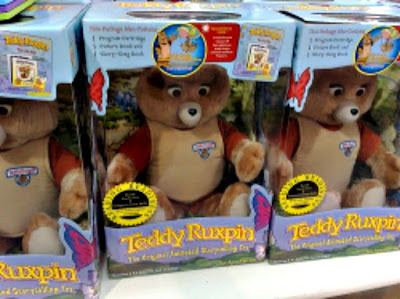 Teddy Ruxpin:  A Parent's Review