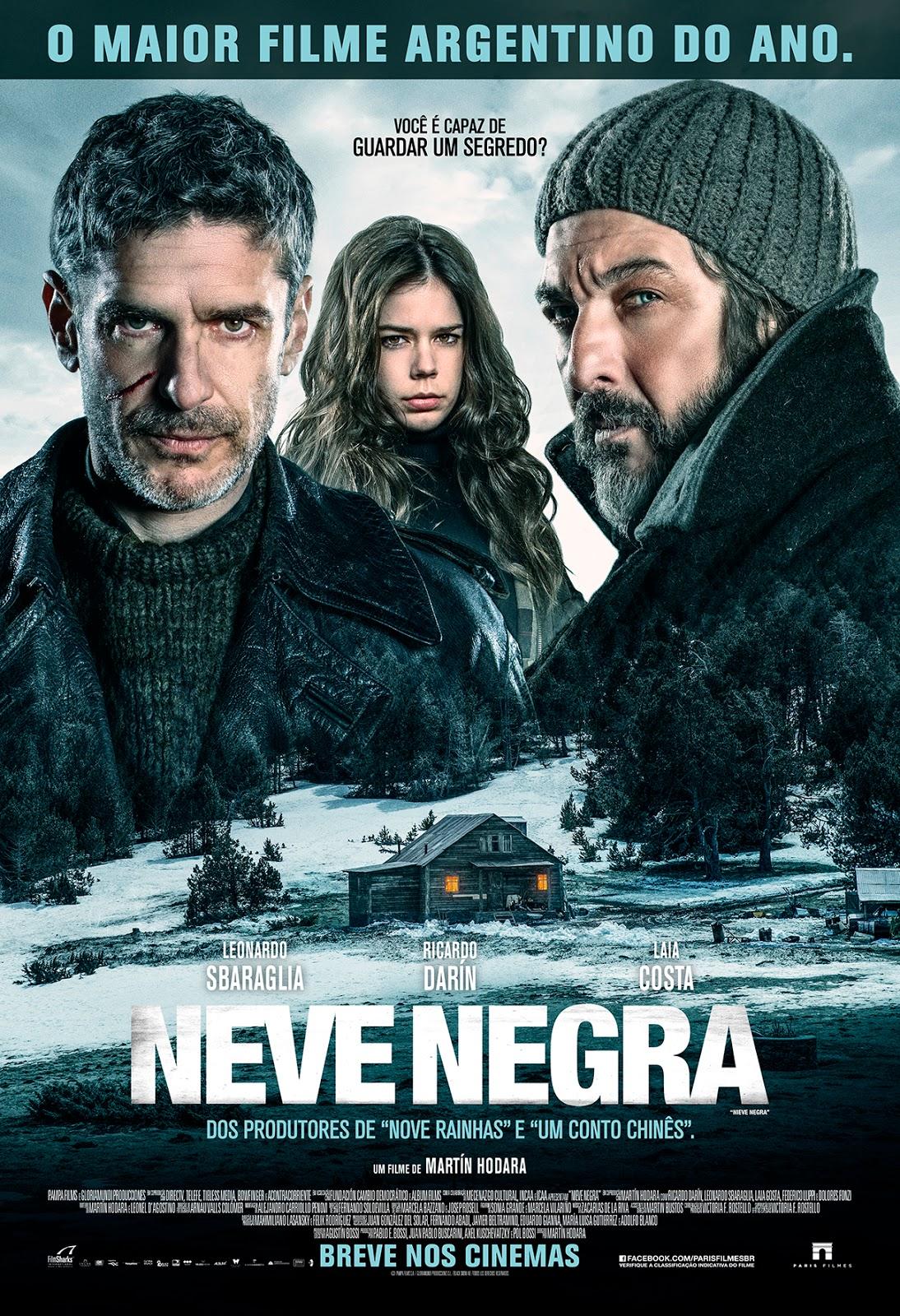 Nieve Negra 2017 Legendado