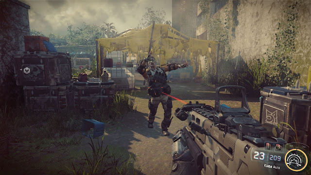 Call of Duty Black Ops III PC Free Download Screenshot 2