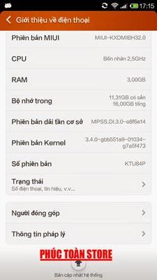 Tiếng Việt 4.4.4 Xiaomi 4w alt