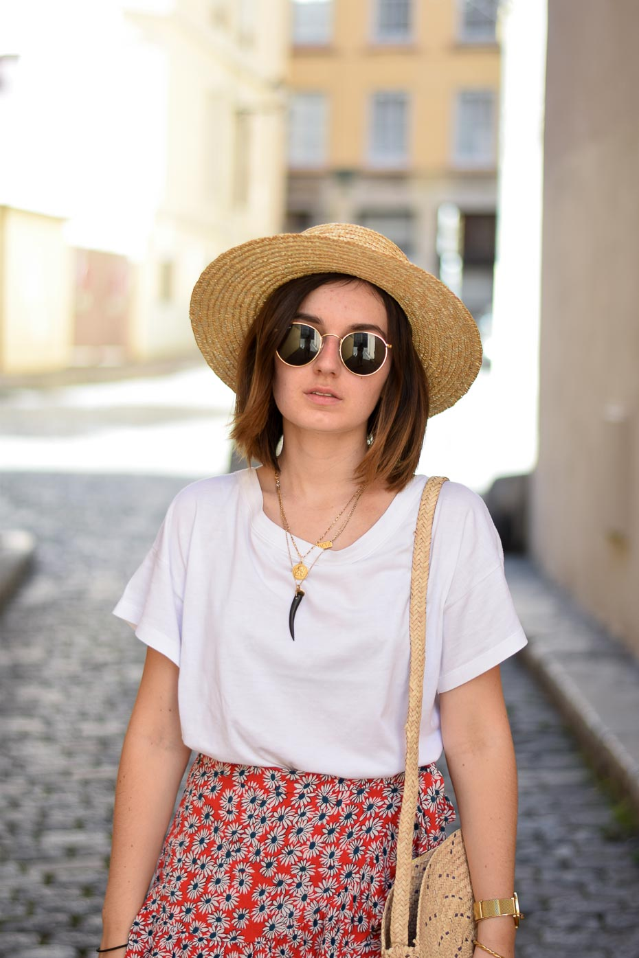 blog mode lyon vieux-lyon fourvière outfit look fashion
