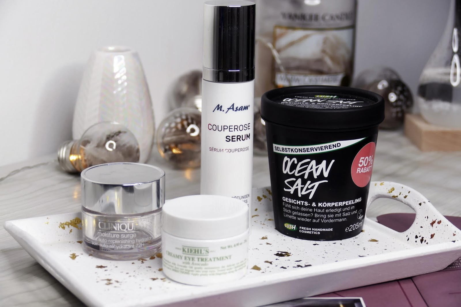 Skincare Favoriten 2018