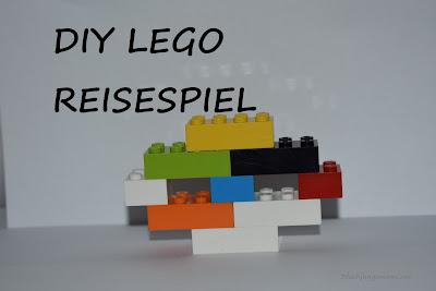 DIY Lego Reisespiel