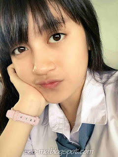 Foto Terbaru Nabilah JKT48 Pakai Seragam