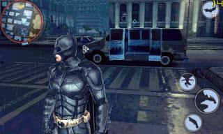 Free Download Game Batman The Dark Knight Rises MOD Unlimited Money APK + DATA Terbaru 2018
