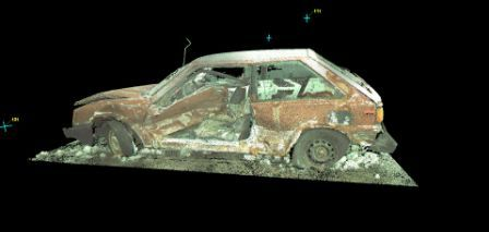 Did You Know That?: KSP Unveils 3D Laser Scanner - Changing the Way