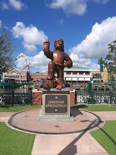 Krustyland, Universal Studios, Florida