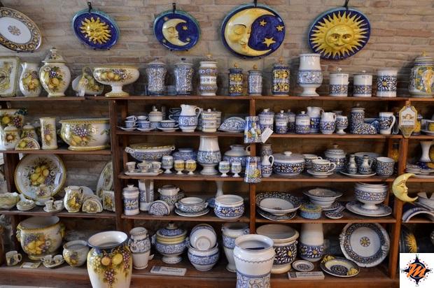 Castelli, ceramiche Simonetti