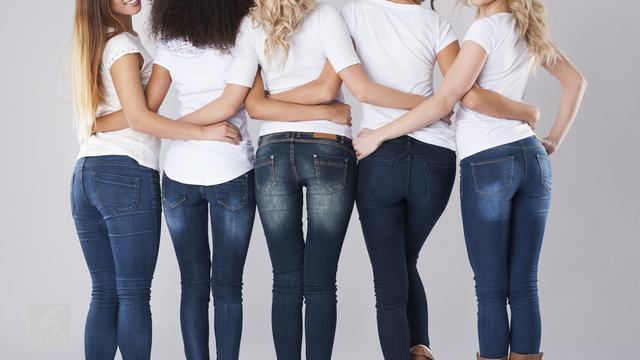 Terungkap, Ini Bentuk Tubuh Wanita yang Paling Disukai Pria