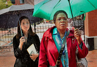 Oprah Winfrey and Rose Byrne in The Immortal Life of Henrietta Lacks (3)