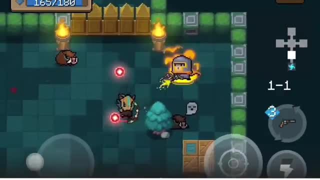 TOP 25 FREE iOS GAMES OF ALL TIME 17. Soul Knight