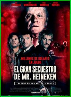 El caso Heineken [2015] | DVDRip Latino HD GDrive 1 Link