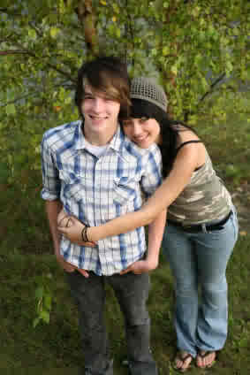 Valuable free amateur couple picture