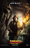Jumanji: Welcome to the Jungle Movie Poster 7