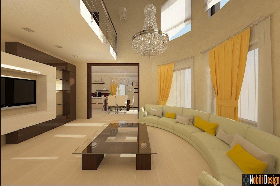 Design interior case moderne Galati - Amenajari Interioare / Arhitect Galati