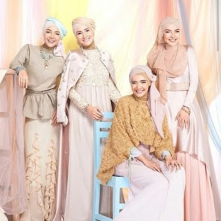 model baju kebaya jilbab