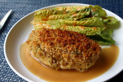 Crispy Garlic Breadcrumb Chicken – No Fry, Not Dry, Must Try