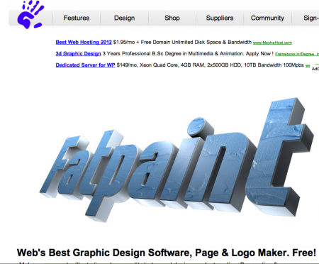 Graphic design logo software free