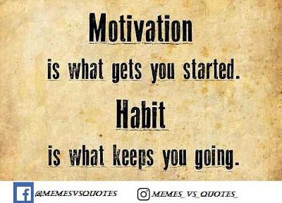 Motivation and habbet