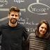 > Gerard Piqué y la actriz Katie Holmes, compañeros de pupitre en la Universidad de Harvard