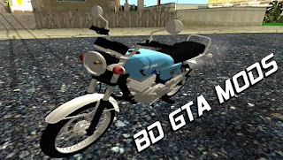 GTA SA - CG Bolinha 150 1988