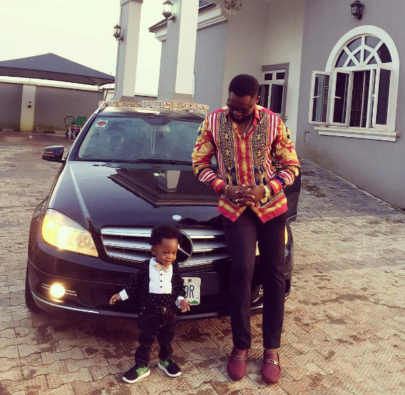 IG user is grateful to God for his son's life after miraculous pregnancy events