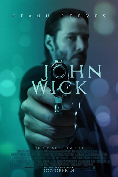 Poster of John Wick 2014 Dual Audio [Hindi-English] 720p BluRay x264 ESubs Download