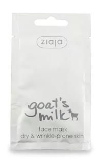 Маска для обличчя Ziaja Козине молоко