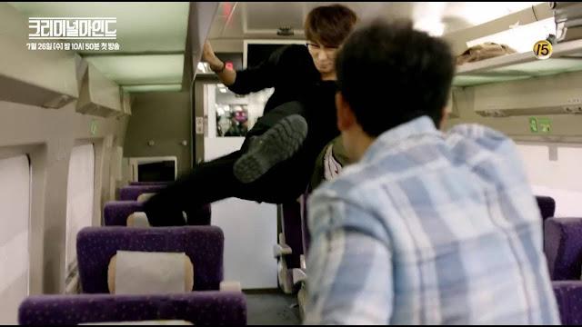 韓版《犯罪心理》第二版預告片公開 氣勢磅礡的動作場景