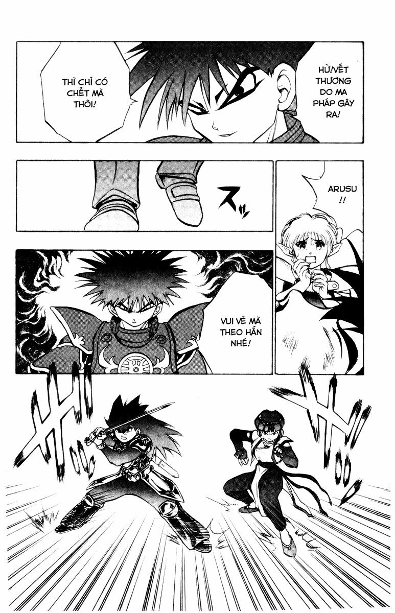 Dragon Quest: Emblem of Roto chap 36 trang 13