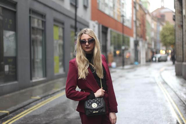 lfw street style blogger
